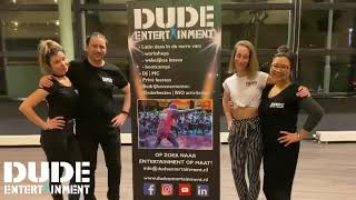 Dude Entertainment Open Avond (#DudeEntertainment)