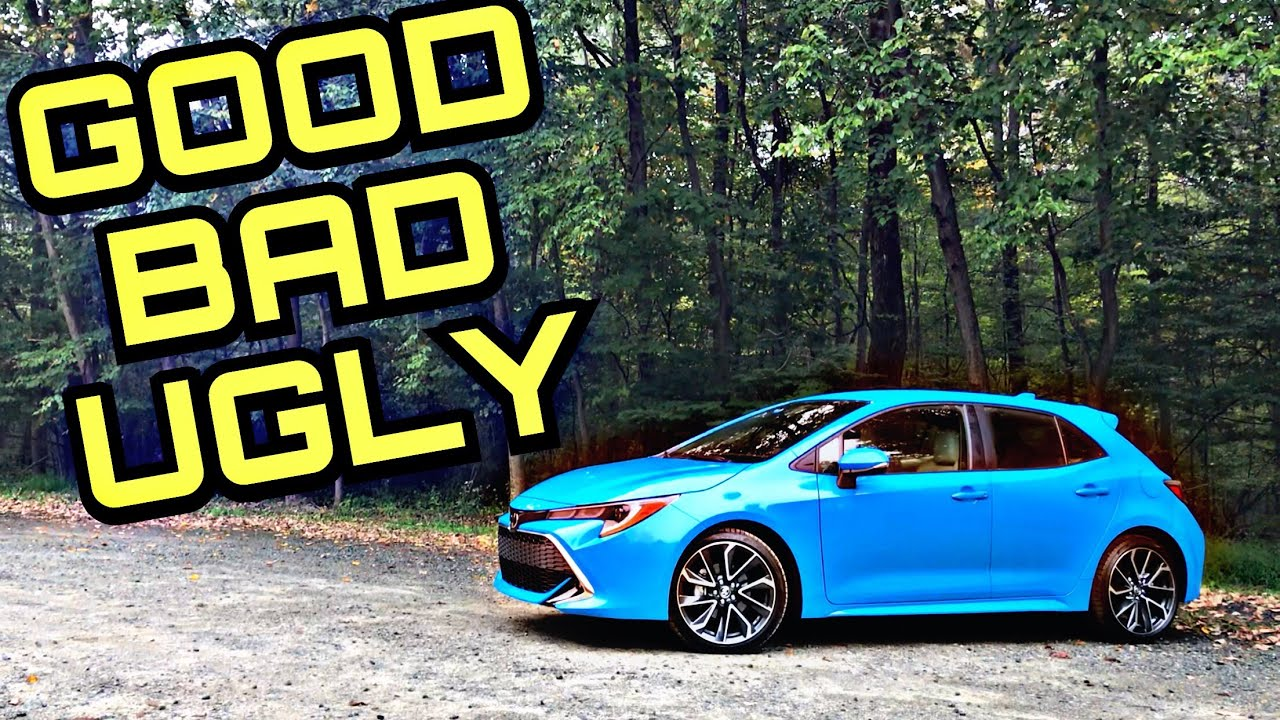 2019 Toyota Corolla Review The Good The Bad The Ugly Youtube