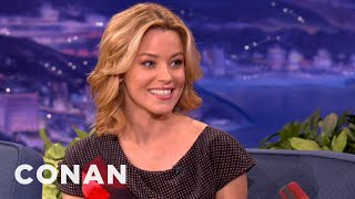 Elizabeth Banks Is A Massachusetts Hillbilly - CONAN on TBS