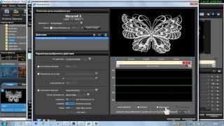 #11//КАК СДЕЛАТЬ БАБОЧКУ КИСТЬ в Adobe photoshop CS6//11 Урок