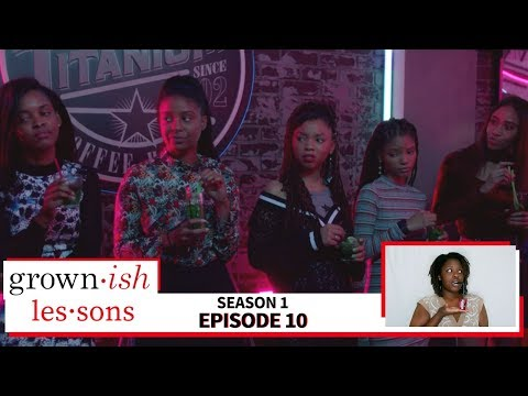 The Sad TRUTH About Black Girls Dating in College (PWI): grown-ish lessons (Season 1, Episode 10)
