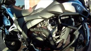 Zongshen RX3 250cc Adventure Tourer