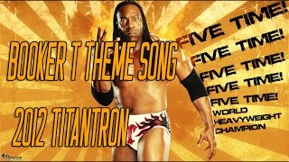 Booker T Theme Song 2012 Titantron | Rap Sheet