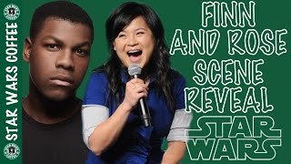 FINN AND ROSE SCENE REVEAL IN THE LAST JEDI!
