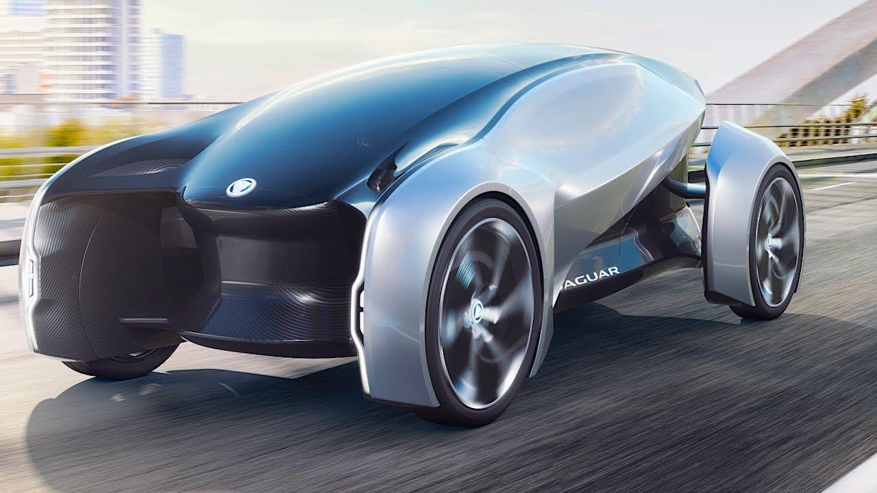 Jaguar Future Type World Premiere Jaguar Electric Self