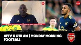'How pompous is that!?' | AFTV blowback | Spurs envy | Ljungberg | Robbie Lyle