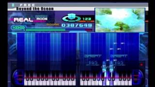 Video KeyboardMania II (PS2) - Beyond the Ocean (Double) download MP3, 3GP, MP4, WEBM, AVI, FLV November 2017
