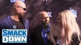 The O.c. Reminisce On Smackdown's Anniversary: Smackdown Exclusive, Oct. 4, 2019