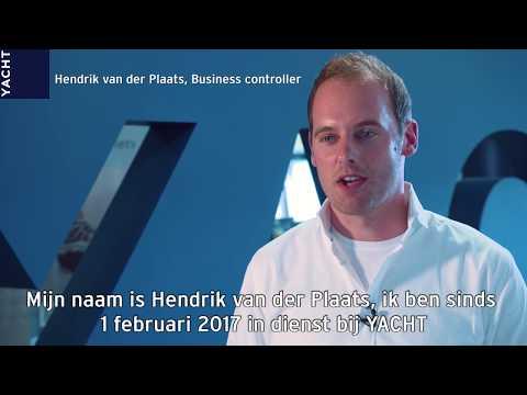 The Challenge Finance 2017 - Hendrik van der Plaats doet namens YACHT mee