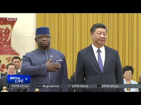President of Sierra Leone shares views on FOCAC aspirations