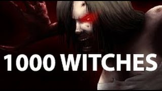 Left 4 dead 2 - What 1000 witches will do to you..