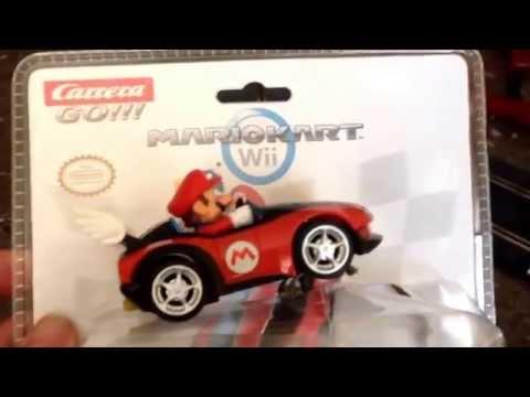 Hacer compatible coche de Mario Carrera Go en pista Ninco