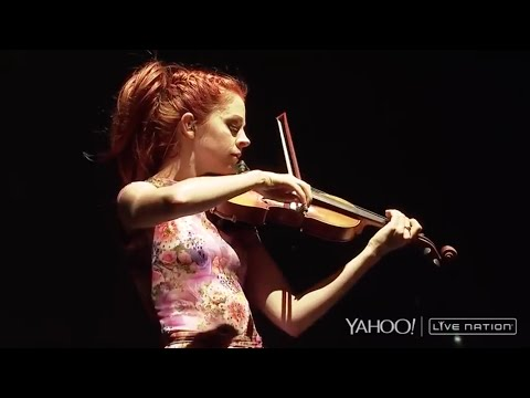 Lindsey Stirling full concert at Red Hat Amphitheater, USA,Musicboxtour