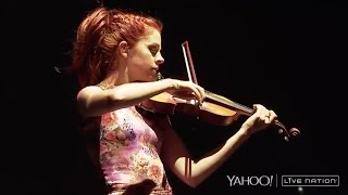 Repeat youtube video Lindsey Stirling full concert at Red Hat Amphitheater, USA,  Musicboxtour