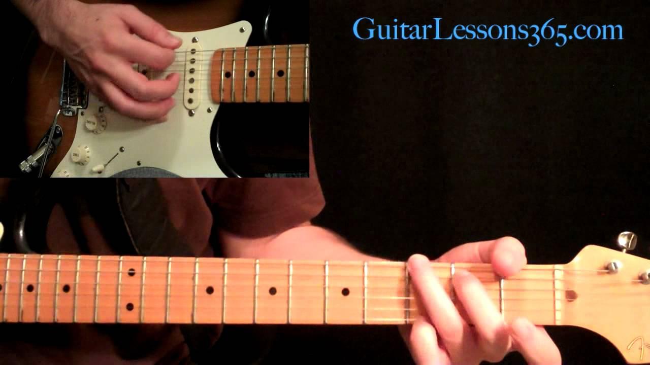 Guns N Roses Paradise City Guitar Lesson Pt1 Intro Intro