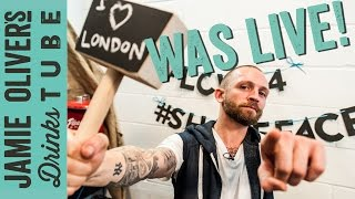 Thursday: Drinks Tube LIVE at London Cocktail Week | WAS LIVE!