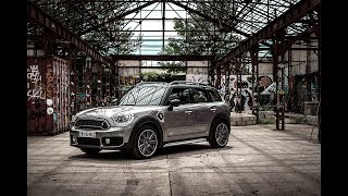 001 - Découverte de la MINI hybride Countryman S E-ALL4 2017