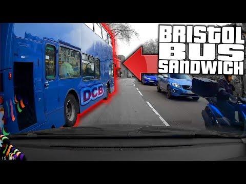 📸 UK Dash Cam   BAD DRIVERS OF BRISTOL #87