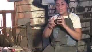 Lina Soto - Orfebre en Cobre