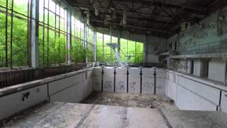 4K Drone Footage from Chernobyl and Prypiat