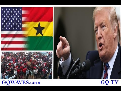 New U.S. immigration Laws, goin to help Ghanaians & Africans as a whole?
