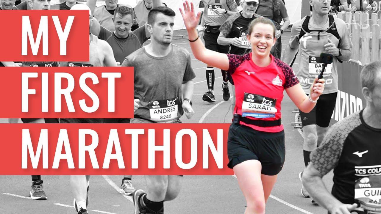 Running My First Ever Marathon