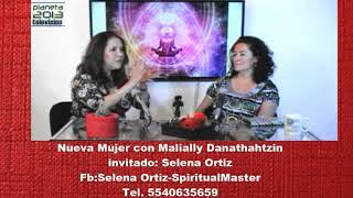 1- Nueva Mujer Con Nueva Mujer con Malially Danathahtzin 19/09/17