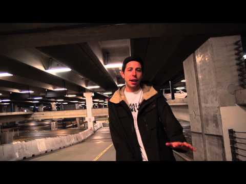 GDP - Parking Garage Produced by DOS4GW (Official Music Video)