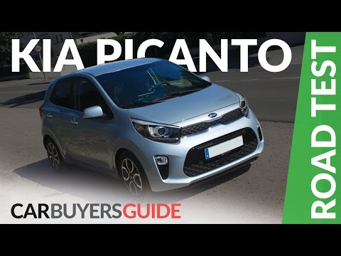 KIA Picanto review 2017 – First impressions