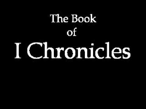 The Book of First Chronicles (KJV)