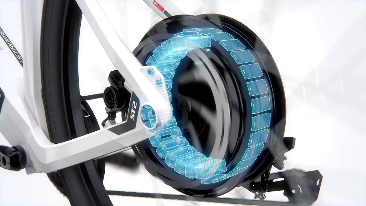 Stromer E Bike St2 Hd Youtube