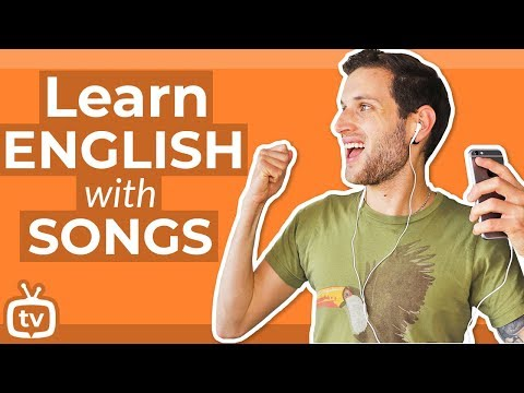 Learn English With Songs   4 Fun & Easy Steps!