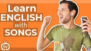 Learn English With Songs | 4 Fun & Easy Steps!