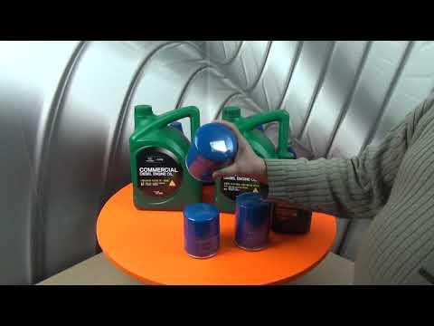Жидкости и масла на  Портер 1 и 2  |  Масляный фильтр | Кол-во потребляемого масла и жидкостей
