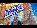 Gay Travel BARCELONA
