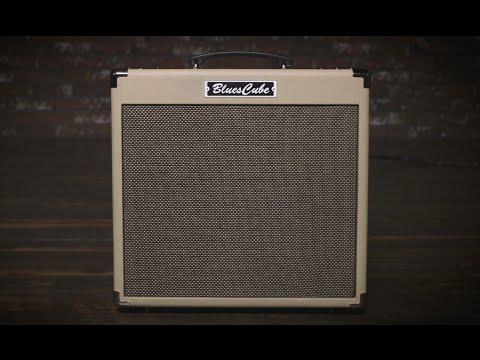 "Blues Cube Hot Guitar Amplifier featuring Jeff ""Skunk"" Baxter"
