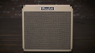 Blues Cube Hot Guitar Amplifier featuring Jeff