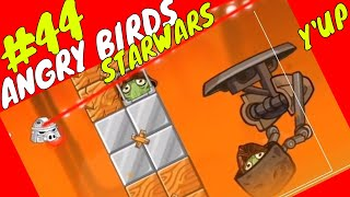 ANGRY BIRD STARWARS 2 LASER BLAZE ALL REBELS #angrybirds #gameplay Part 44  by Youngandrunnnerup
