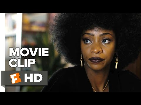 Chi-Raq Movie CLIP - Create an Environment For Change (2015) - Teyonah Parris Drama HD