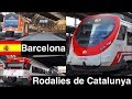 Regional trains in Barcelona, Madrid [Rodalies de Catalunya]