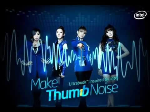 2NE1 - Be Mine Male Version + DL