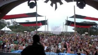 Soulvision Festival 2009 dj Shane Gobi alchemy rec