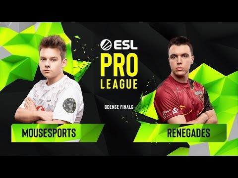 CS:GO - Renegades Vs. Mousesports [Inferno] Map 3 - Group B - ESL Pro League Season 10 Finals