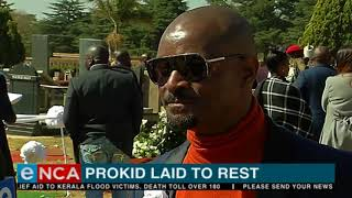 ProKid laid to rest at Westpark Cemetary