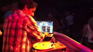 Dj Chopps W/ Ronnie (jersey Shore) @ Bulldog Cancun Spring Break 2011