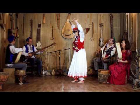Robyn Friend and Mamak Khadam -- dance from the Pamir Mountains of Tajikistan