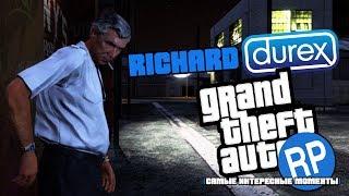Richard Durex в большом городе GTA V RP #1 (самые интересные моменты)