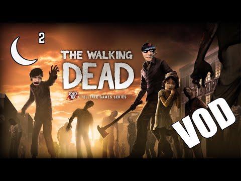"[The Walking Dead] ""LEGENDARY VARIETY STREAMER, MOONMOON_OW, RIDES AGAIN"" (05/27/2019)"