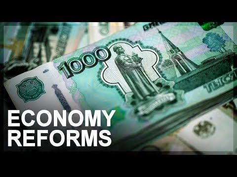 Russia's post-election economic reforms