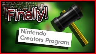 Nintendo is SHUTTING DOWN the Creators Program!